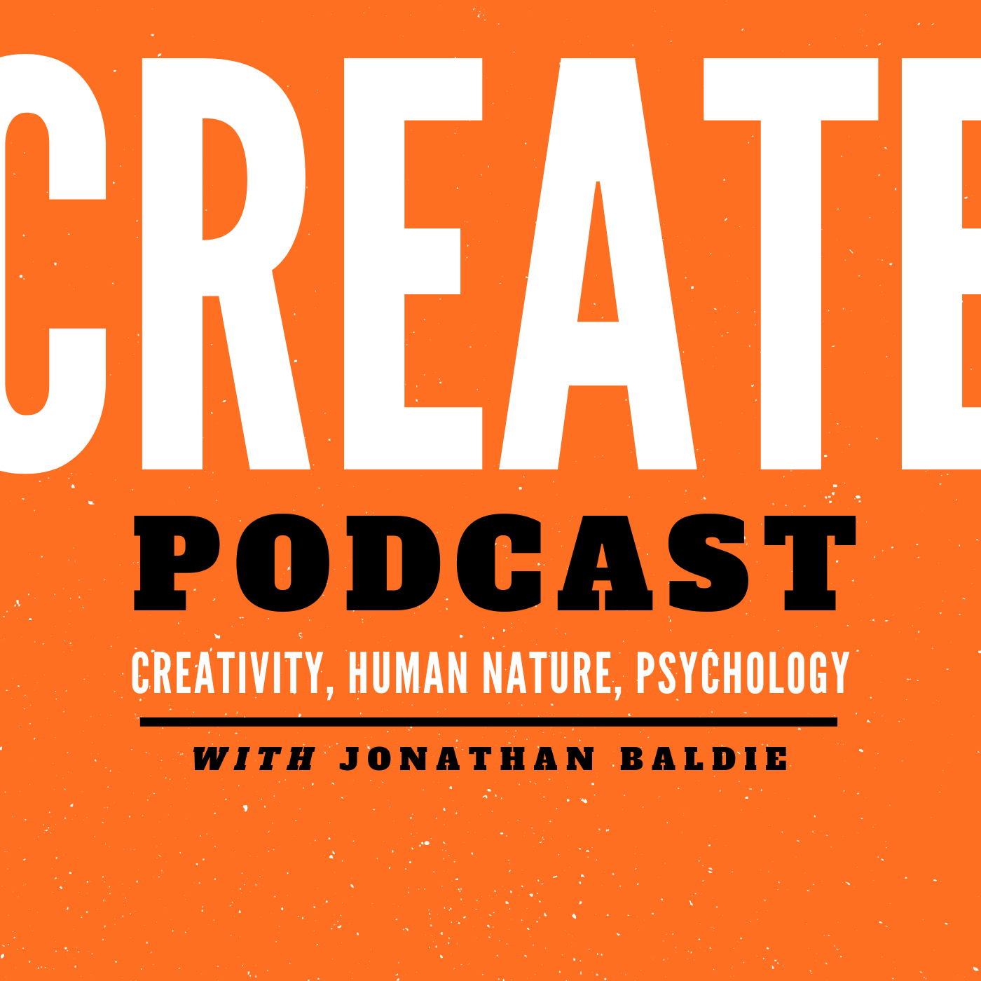 Create Podcast with Jonathan Baldie